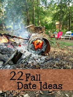 Wandering Forevermore: 22 Fall Date Ideas
