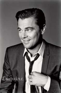 "Leonardo DiCaprio's ""Esquire"" Shoot Proves He Is Still As Adorable As Ever"
