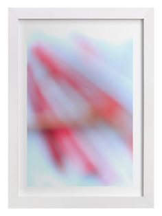 Rubescent Array by Naomi Ernest (Framed) by Minted at Gilt