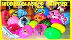 20 MEGA Surprises Eggs! HIDDEN Cinderella's Glass Slipper! Learn Colors ...#eggsurprises #eggs  #egg #eastereggs #eggsurprise #kidsvideos #kids #kidsfun #shimmerandshine #shimmer #shine #surprisetoys #surpiseeggs #frozen #disneyfrozen #mlp #lps #squishies #childrensvideos #ypoutube #kidsyoutube #squishprincesstv #youtuber #youtube #hellokitty #tmnt #ooshies #squishytoys #toys #kidsfun #familyfun #family #vlog #loldolls #monsterhigh #dolls #learn #learncolors #thomasthetrain #minis #pawpatrol…