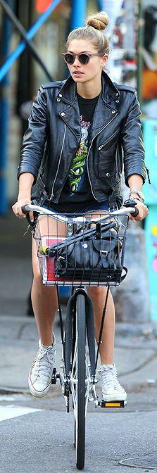 Model Cycling NYC