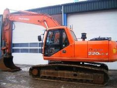 Click On The Above Picture To Download Doosan Daewoo Solar 220lc-v Excavator Service Repair Workshop Manual