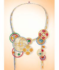Collier Massai Collection L'Ame du Voyage pour Louis Vuiton