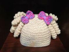 crochet curly cue - Google Search