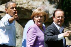 Ucraina, dopo il cessate il fuoco Obama chiama Merkel e Hollande