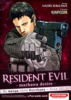 Editora Panini lança mangá de Resident Evil no Brasil