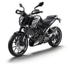 KTM Duke 350 confirmed to be launched in 2013 Ktm 125 Duke, Duke Motorcycle, Small Motorcycles, Sport Bikes, Corvette, Motorbikes, Product Launch, Vehicles, Loft Ideas