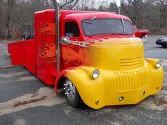 1941 Chevy COE Ramp Truck