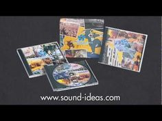 Turner Entertainment Sound Effects Library