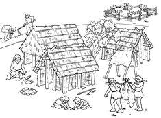 villaggio paleolitico - Cerca con Google
