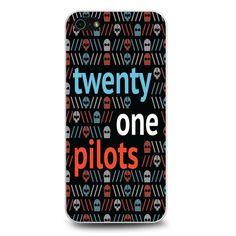 Twenty One Pilots Pattern iPhone 5[S] Case
