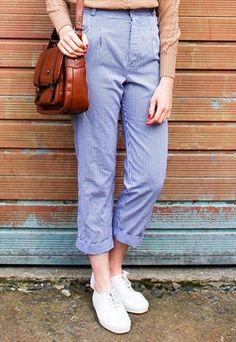 1200d5d2 11 Best Depop images | Check, High waist, Laura ashley
