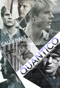Caleb Haas tumblr #quantico #shaleb #calebhaas