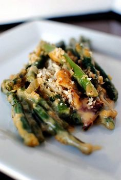 Green Bean Casserole    from The Pioneer Woman