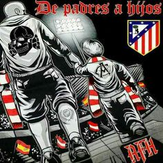 Ultras Football, Atm, At Madrid, Bullet, Tattoo, Sexy, Sport, Activity Toys, Race Cars