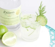Dill and Cucumber Gin Fizz | Community Post: 10 Herby Cocktails That'll Fill You With Spring Fever
