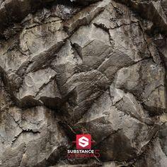 ArtStation - iRay Renders - Substance Mossy Rock, Pierre FLEAU