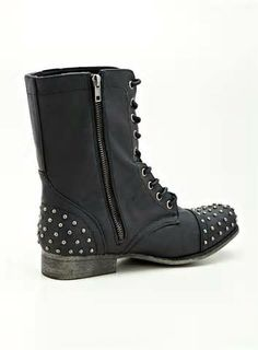 combat boots for girls