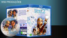 W50 produções mp3: O Reino Gelado 2 (Blu-Ray)
