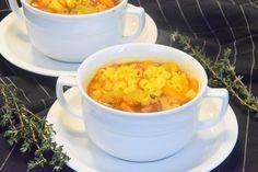 Σούπα μινεστρόνε χωρίς γλουτένη & χορτογαφική! – Gfhappy Chana Masala, Gluten Free, Ethnic Recipes, Food, Happy, Chef Recipes, Cooking, Glutenfree, Essen