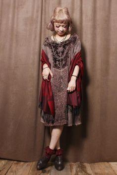 Kaori from Grimoire, Dolly-kei Fashion
