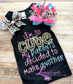 Sister To Be Embroiderd Shirt  Pregnancy by LeopardDIVAS on Etsy, $25.00