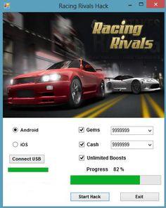 Code d 39 activation racing rivals hack 1 7