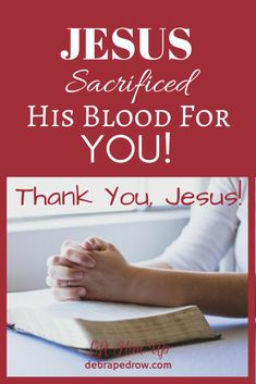 The significance of this sacrifice for mankind is in the meaning behind each blood shedding. #LiftHimUp #PraiseTheLord #ThankYou