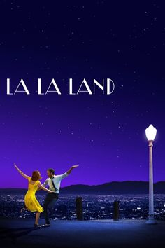 "'La La Land' movie - a memorable film, seen on Christmas Day, 2016, with family. ""In his first film since 'Whiplash,' Damien Chazelle stages a lavish song-&-dance musical that dares to swoon the old-fashioned way, with Ryan Gosling and Emma Stone as L.A. dreamers."" We were thoroughly involved. Thanks."
