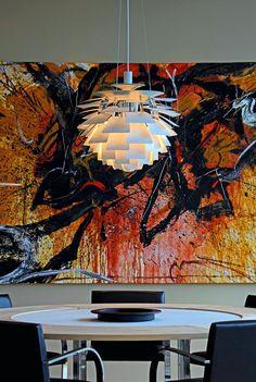 PH Artichoke (Zapfen) von Poul Henningsen, Louis Poulsen, 1958 - Designermöbel von smow.de