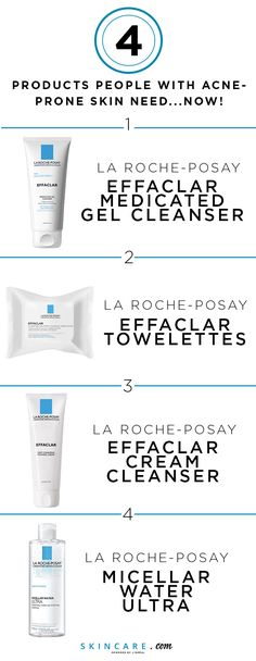 Acne affects up to 50 million Americans annually, making it the most common skin condition in the U.S.. If you are one of those people, you know how difficult it can be to get rid of acne. Luckily, there are quite a few products on the market to help out. We're sharing a handful of must-have products from the L'Oréal portfolio of brands that you should add to your skin care arsenal if you have acne-prone skin.