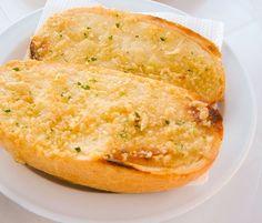 Pan de Ajo Te enseñamos a cocinar recetas fáciles cómo la receta de Pan de Ajo y muchas otras recetas de cocina.