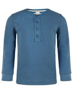 My Design Patrick Polo T Shirt | Blue | Monsoon