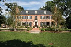 French Manor, Winnetka, IL - Melichar Architects