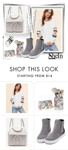 """""""SheIn 2"""" by melisa-hasic ❤ liked on Polyvore featuring WithChic"""