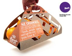 Time for fresh fruit #packaging love this carrier PD
