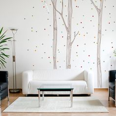 Currently inspired by: Saplings & Confetti Decal Pack on Fab.com