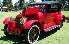 1918 Cadillac Touring | Flickr - Photo Sharing!