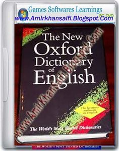 Download Free Registered Softwares & Games: Download Free Oxford English Dictionary