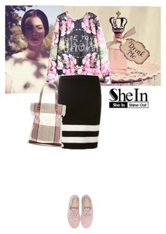 """""""floral for fall"""" by saramoreira ❤ liked on Polyvore featuring moda"""