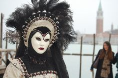 Carnival de Venezia-I've been to Venice, one day I'll get to Carnival