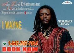 Promoters, festivals, Venues Book  I Wayne #festival #venus #reggaeonthehill #onelove #iwayne #onelovefest #africa #jamaica #jamaicacarnival #trinidad #trini #stlucian #loversrock #loversrock #dancehall #dancehallmusic #jamaicamen #reggaeton #reggaejapan #reggaejam #reggaejapansplash #reggaesplash #jamaicamen #jerkfest #caribbean #caribbeanmusic #sunfest #reggaeartist #reggaegermany #reggaeeurope #reggaefrancais #reggaefrance #tdot #416reggae
