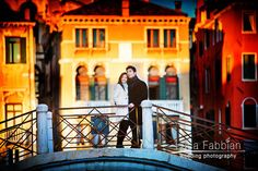 Engagement Photo Session In Venice (Italy)