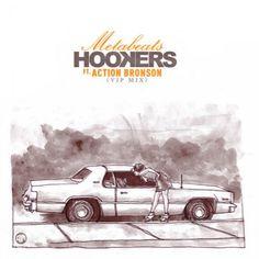Metabeats ft. Action Bronson – Hookers (VIP Remix)