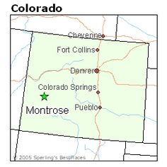 Best Place to Live in Montrose, Colorado