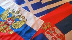 Serbia,Greece and Russia <3 Orthodox brothers <3