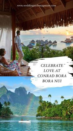 Pacific Destinations, Beach Honeymoon Destinations, Polynesian Resort, Ocean Day, Oceans Of The World, South Pacific, Hotel Wedding, Bora Bora, Us Travel