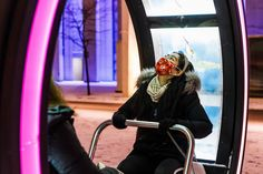 Montreal's Quartier des Spectacles Does Light Therapy on a Large Scale - Azure Magazine | Azure Magazine
