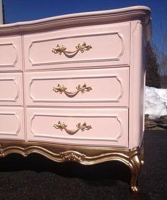 Muebles 100% renovados con pintura y buen gusto | Decoración