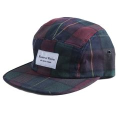 Raised By Wolves - Waxed Kilgour Algonquin 5 Panel = YES!